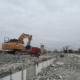 Demolizione manufatti e infrastrutture in ex area EXPO Valori Scarl