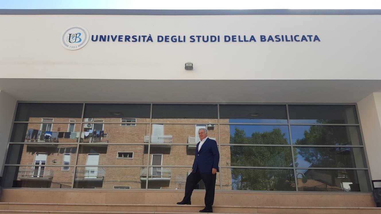 Inaugurazione Campus Università degli Studi della Basilicata