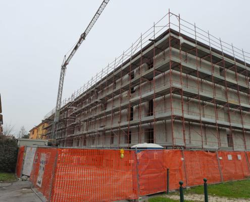 Recupero edilizio di 2 edifici siti in Cremona - Quartiere Sabbie Valori Scarl