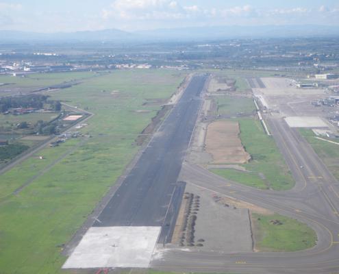 Riqualificazione airside - Aeroporto di Catania Valori Scarl