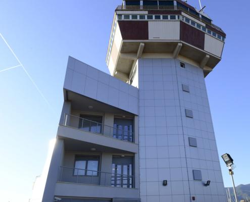 Nuovo blocco tecnico uffici presso l'Aeroporto di Genova Valori scarl