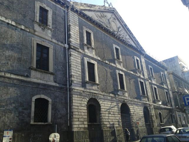 Recupero Ex Manifattura Tabacchi Catania: Aggiudicazione lavori
