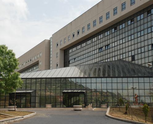 Completamento Ospedale Umberto I di Enna