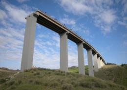 Ricostruzione viadotto Geremia III