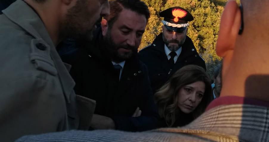 Viadotto Cannavino: Sopralluogo del Viceministro alle Infrastrutture a Celico (CS)