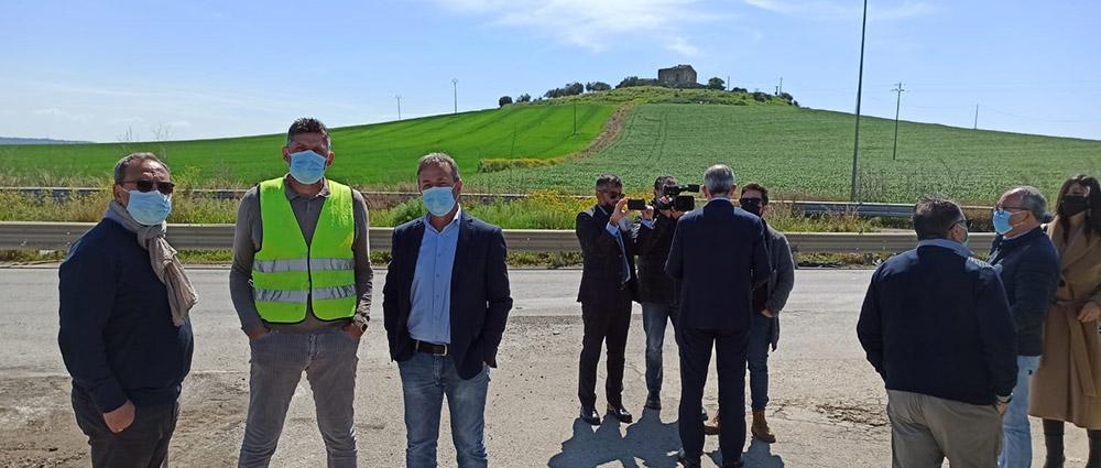 Consegna lavori manutenzione Catania Gela Valori Scarl