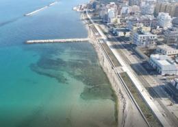 Riqualificazione del fronte mare del litorale di San Girolamo Fesca