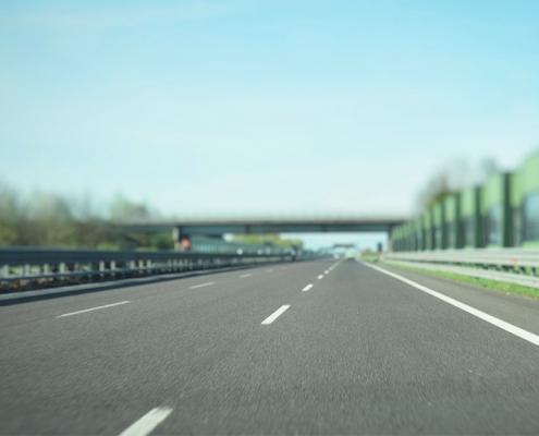 Autostrada A19 Palermo-Villabate, nuova pavimentazione drenante